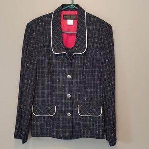 2Piece Skirt Suit Career Suit Donna Ricco